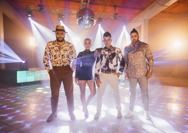 N'Klabe estrena su nuevo tema 'Me enamoré como nunca'