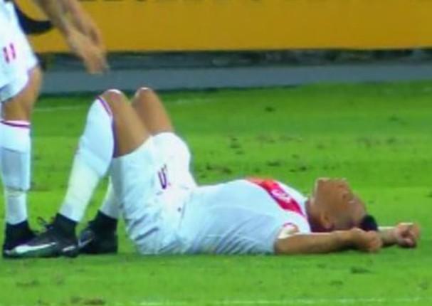 Christian Cueva sería baja contra Brasil y Gareca encuentra su reemplazante