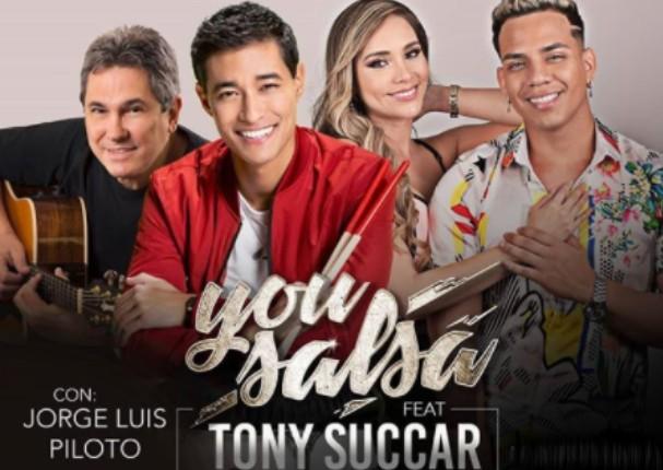 You Salsa anuncia nuevo tema junto a Tony Succar