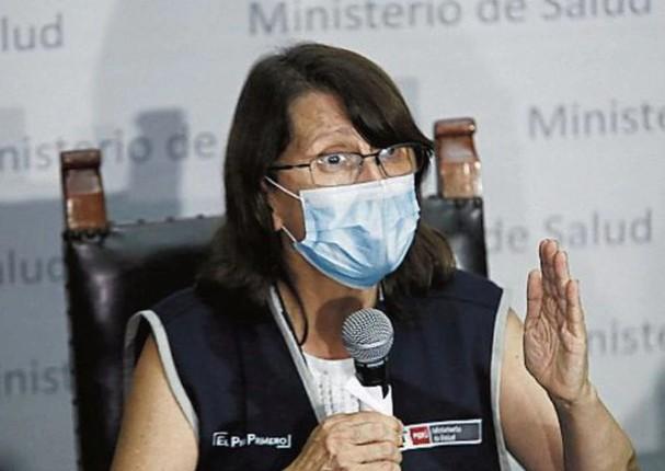 Ministra de Salud dio cifra máxima de muertes en caso de rebrote