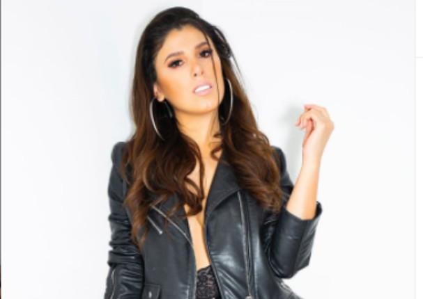Yahaira Plasencia inicia promoción de su merchandising oficial
