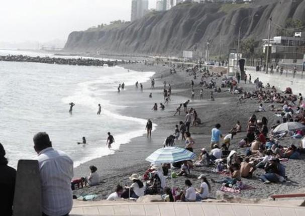 Presidente anuncia que las playas no podrán ser usadas los fines de semana