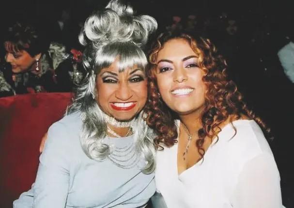 La India recordó vital consejo que le dio Celia Cruz para triunfar