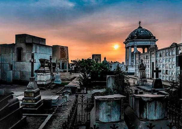 Ofrecen tour por el cementerio Presbítero Maestro este 31 de octubre