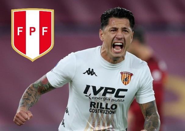 Ricardo Gareca convocó a Lapadula y Rhyner para el partido contra Chile