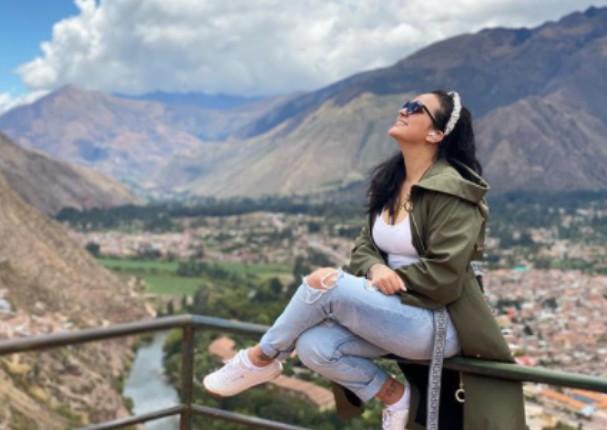 Daniela Darcourt cuenta su experiencia tras reactivación de Machu Picchu