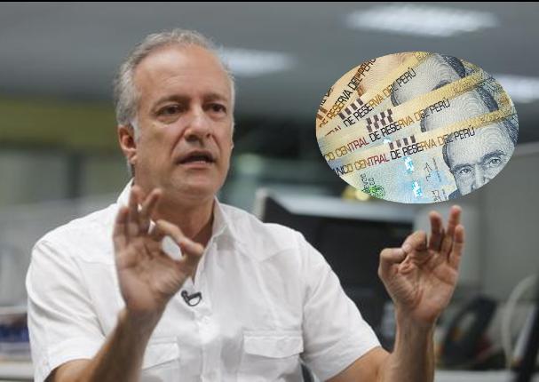 Nano Guerra aseguró que 930 soles es mucho dinero para ser sueldo mínimo