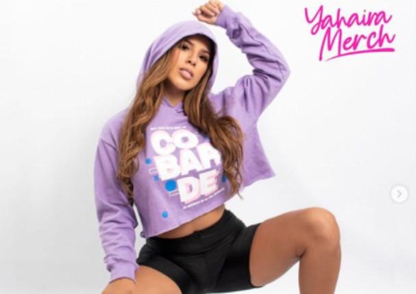 Yahaira Plasencia lanza su marca persona y tienda oficial