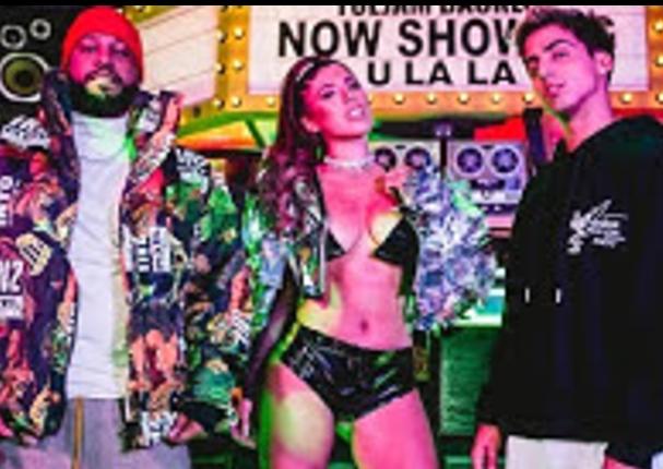 Yahaira Plasencia muestra cómo dos importantes artistas reaccionan a su tema 'U la la'
