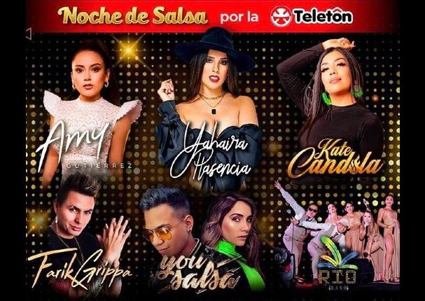 Yahaira Plasencia se une a la Teletón 2020