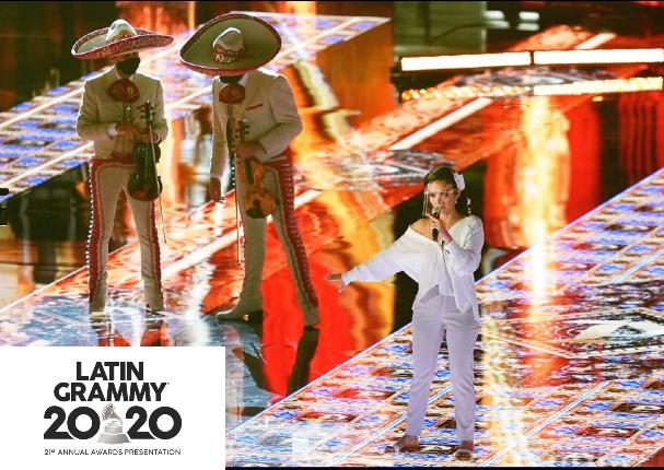 Comenzaron los ensayos para la entrega de los Latin Grammy