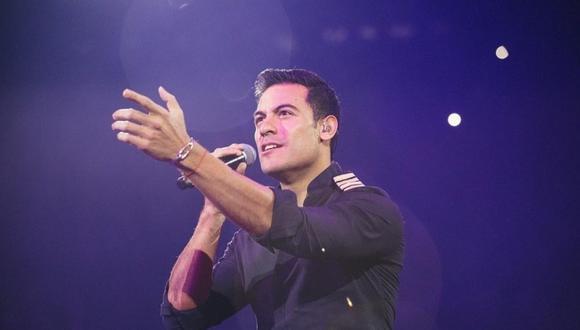 Carlos Rivera no podrá conducir los Latin Grammy 2020