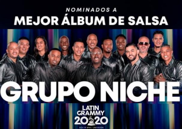 Los Latin Grammy 2020 se celebra hoy y el Grupo Niche lo sabe