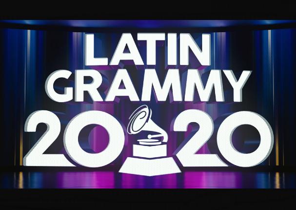 La premiación de los Latin Grammy 2020, cómo ver en directo
