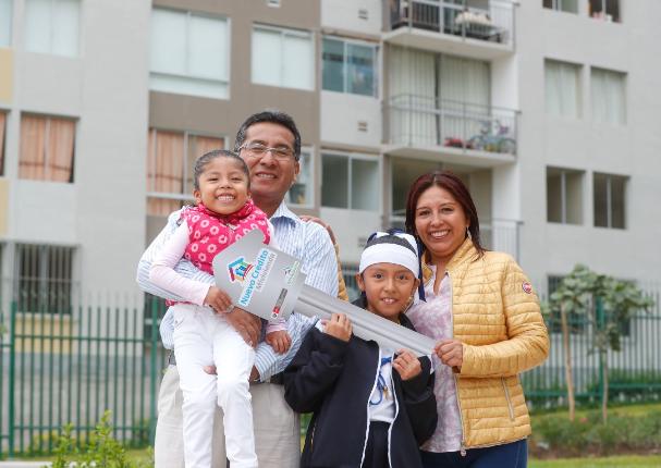 Accede al Nuevo Crédito Mivivienda y ten tu propia casa