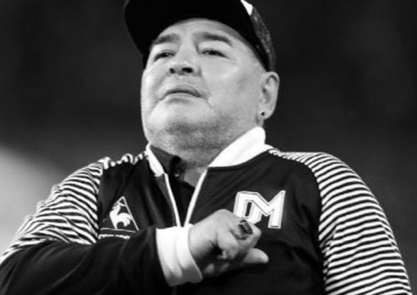 Se confirma el sensible fallecimiento de Diego Armando Maradona