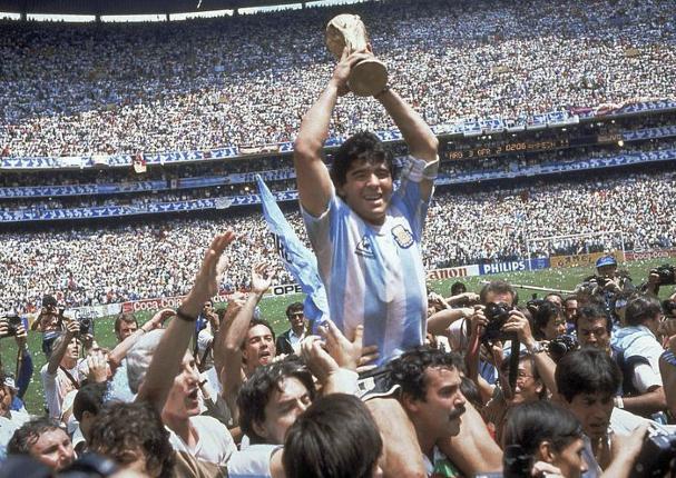 Argentina tendrá tres días de duelo por la muerte de Diego Armando Maradona