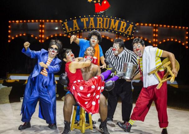 """La Tarumba alista """"Circonía"""" nuevo espectáculo virtual"""