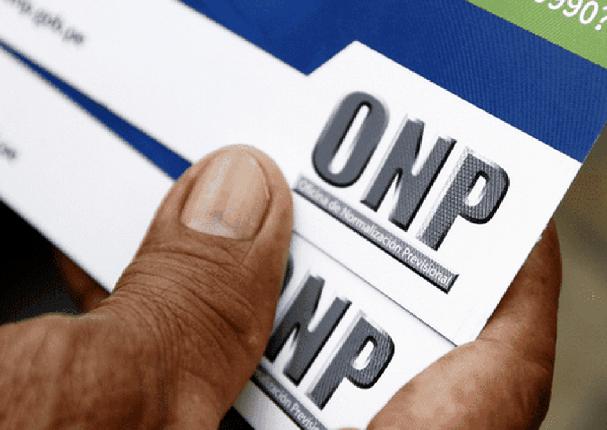 Congreso aprueba por insistencia ley que permite devolución de la ONP