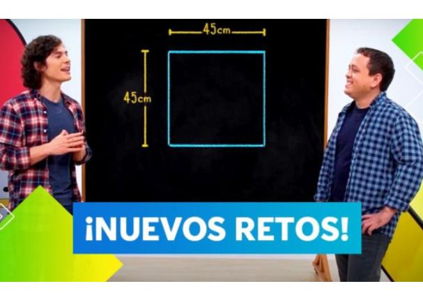 """""""Mundo Matemático"""" y """"Mi hermana y sus libros"""" estrenan nuevas temporadas en canal IPE"""
