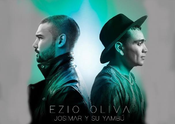 Josimar y su Yambú junto a Ezio Oliva en nuevo tema musical