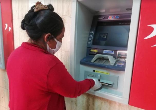 Banco de la Nación restableció Banca Celular para el Bono Familiar Universal