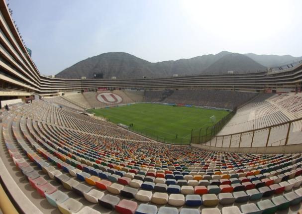 Estadio Monumental es considerado en el ranking entre los más grandes del mundo