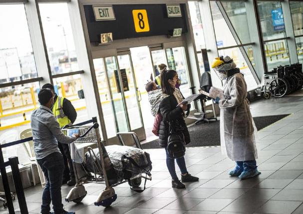 MTC suspende vuelos provenientes o con escala en el Reino Unido