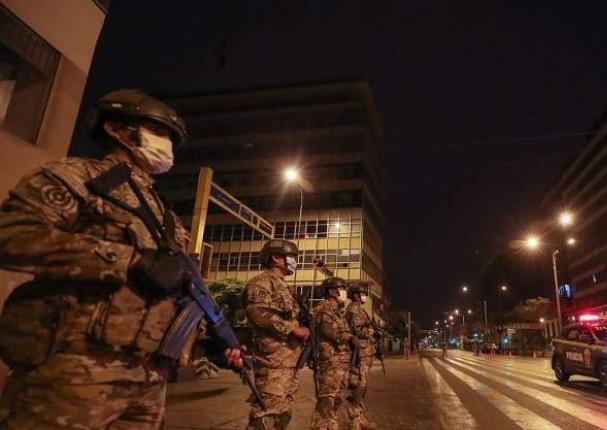 Gobierno: Amplía Toque de queda en Lima y Callao de 11 p.m. a 4 a.m.