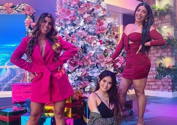 Yahaira Plasencia, Amy Gutiérrez y Kate Candela le cantan a la navidad