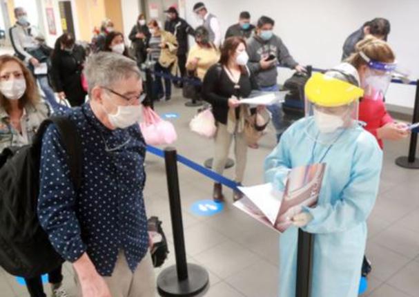 Hoy se inicia cuarentena obligatoria de viajeros que ingresen al Perú
