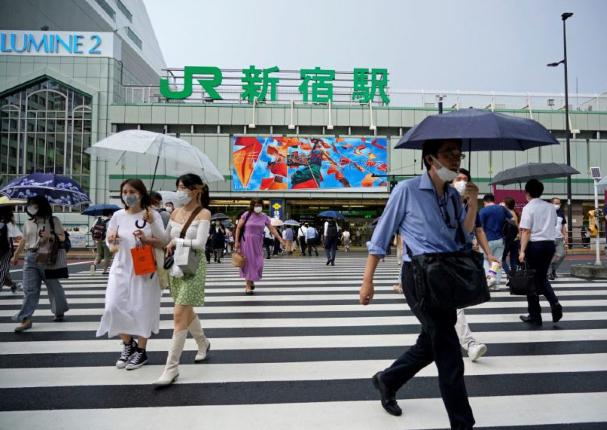 Tokio en estado de emergencia por aumento de casos por coronavirus