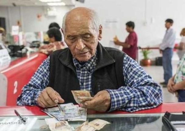 ONP: lunes 11 inicia el pago de S/ 930 para jubilados