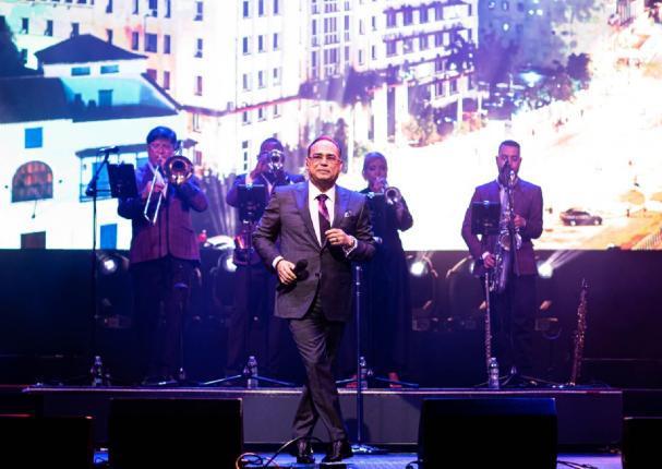 Gilberto Santa Rosa ya tiene fecha para su primer concierto presencial