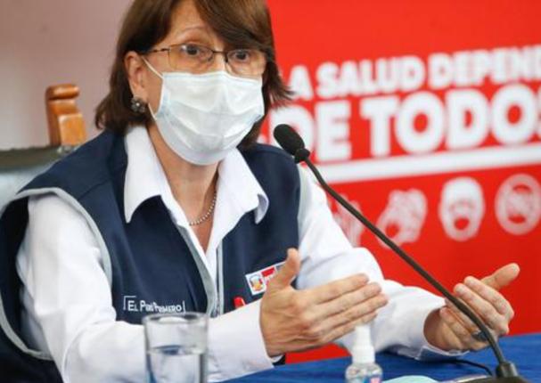 Ministra de Salud confirma que el Perú está en una segunda ola del coronavirus