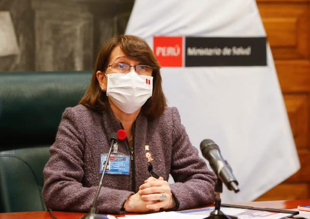 """Perú: """"hoy se firmó convenio para transporte aéreo de vacunas de Sinopharm"""""""