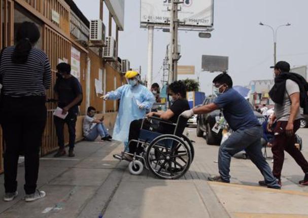 Perú: Minsa reporta 2 534 nuevos casos por Covid-19