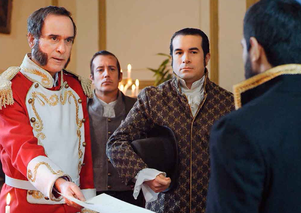 """El Último Bastión"" serie peruana ingresa a la plataforma de Netflix"