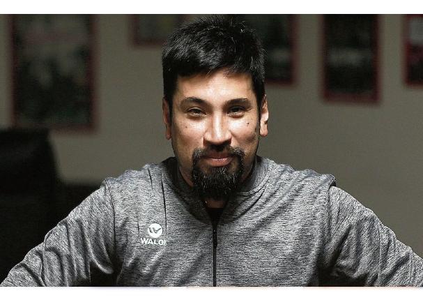 Aldo Miyashiro confirma que dio positivo a Covid-19