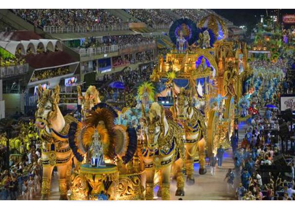 Brasil: Se suspende Carnavales de Río de Janeiro 2021