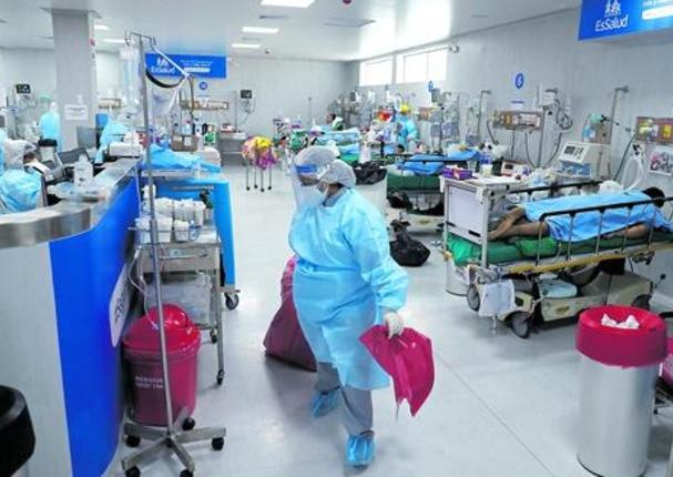Perú: Médicos Intensivistas piden cuarentena focalizada por rebrote Covid-19