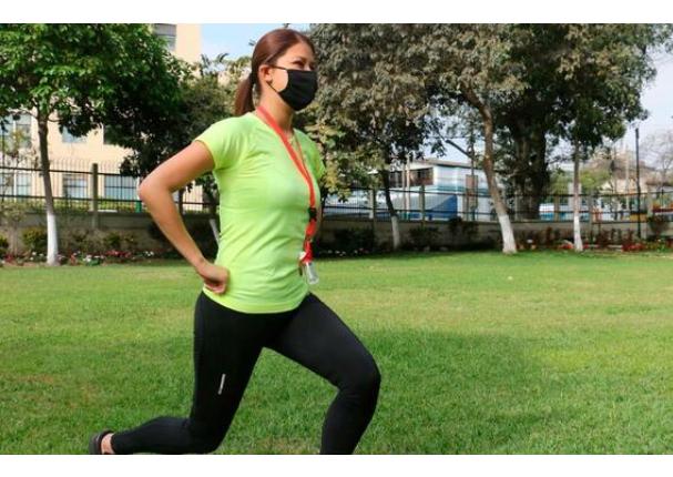 Minsa recomienda 30 minutos de ejercicios durante la cuarentena