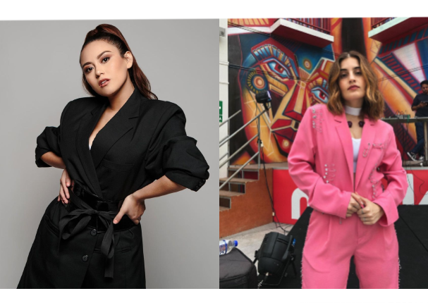 """Amy Gutiérrez y Ania grabarán versión salsa de """"Cómo Le Explico""""   VIDEO"""