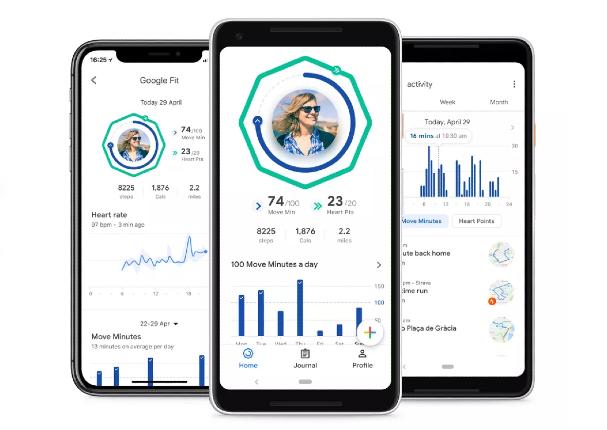 Google te permitirá medir la frecuencia cardiaca y respiratoria con la cámara del celular