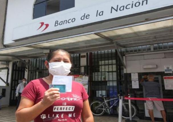 Reniec: Banco de la Nación abrirá cuentas de ahorro solo con el DNI