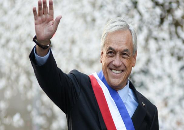 Presidente de Chile recibió la primera dosis de la vacuna china Sinovac