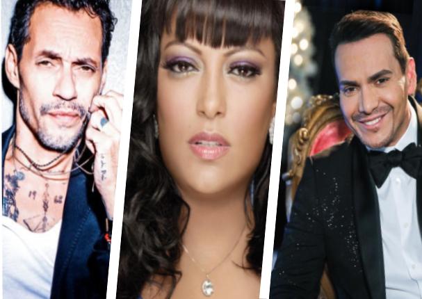 Marc Anthony, La India y Víctor Manuelle estarán en Premio Lo Nuestro