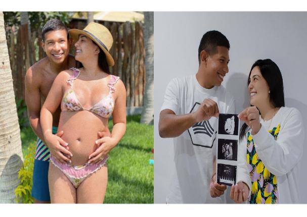 Edison Flores y Ana Siucho confirman el sexo de su primer bebe   VIDEO