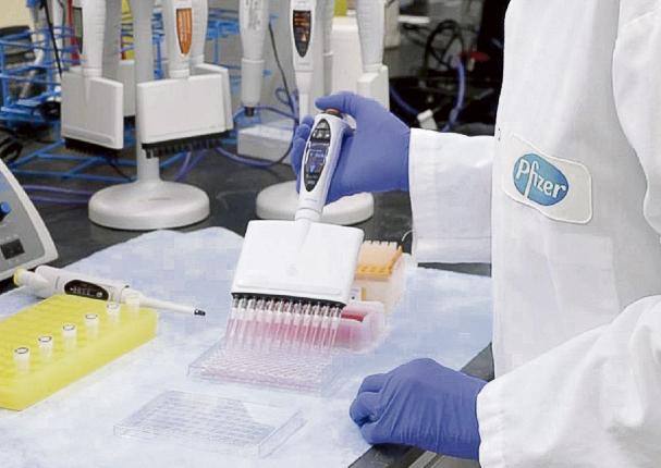 Covid-19: Perú recibirá hoy el primer lote de 50 mil dosis de Pfizer
