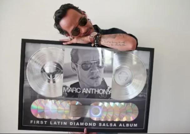 Marc Anthony ya tiene fecha para su primer concierto virtual en vivo